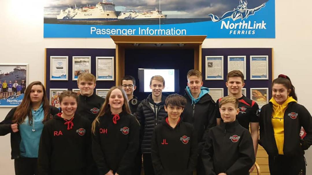Shetland Amateur Competitive Swimming Club