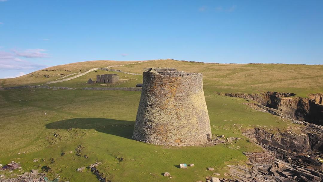 Shetland and Mousa Broch