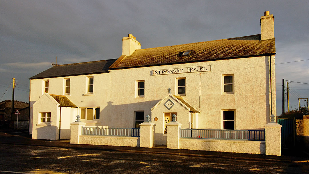 Stronsay Hotel, Whitehall, Stronsay, Orkney