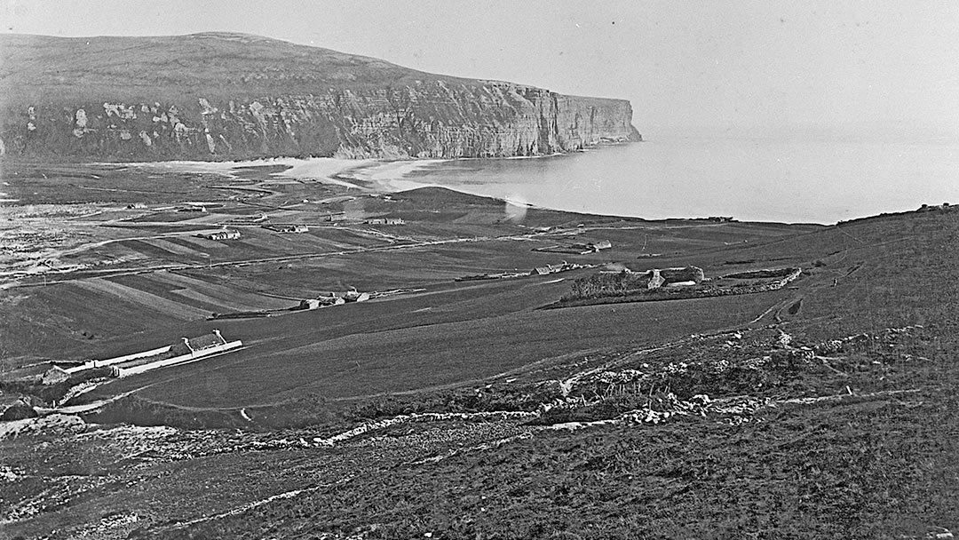 Rackwick Orkney in days gone by