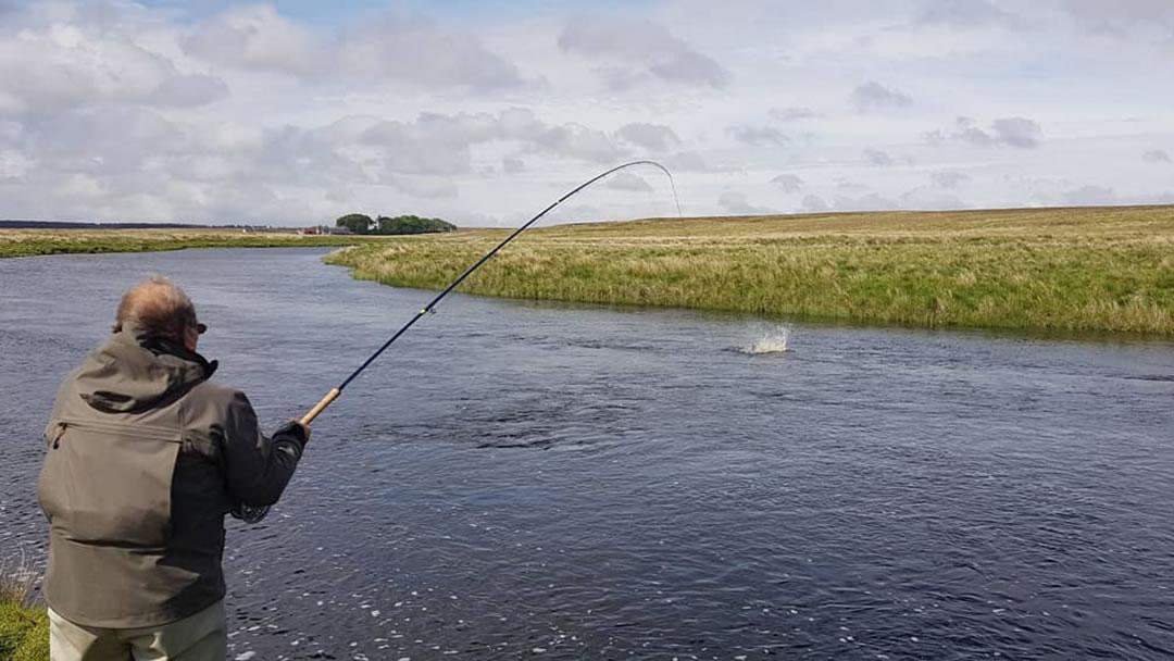 River Thurso fishing