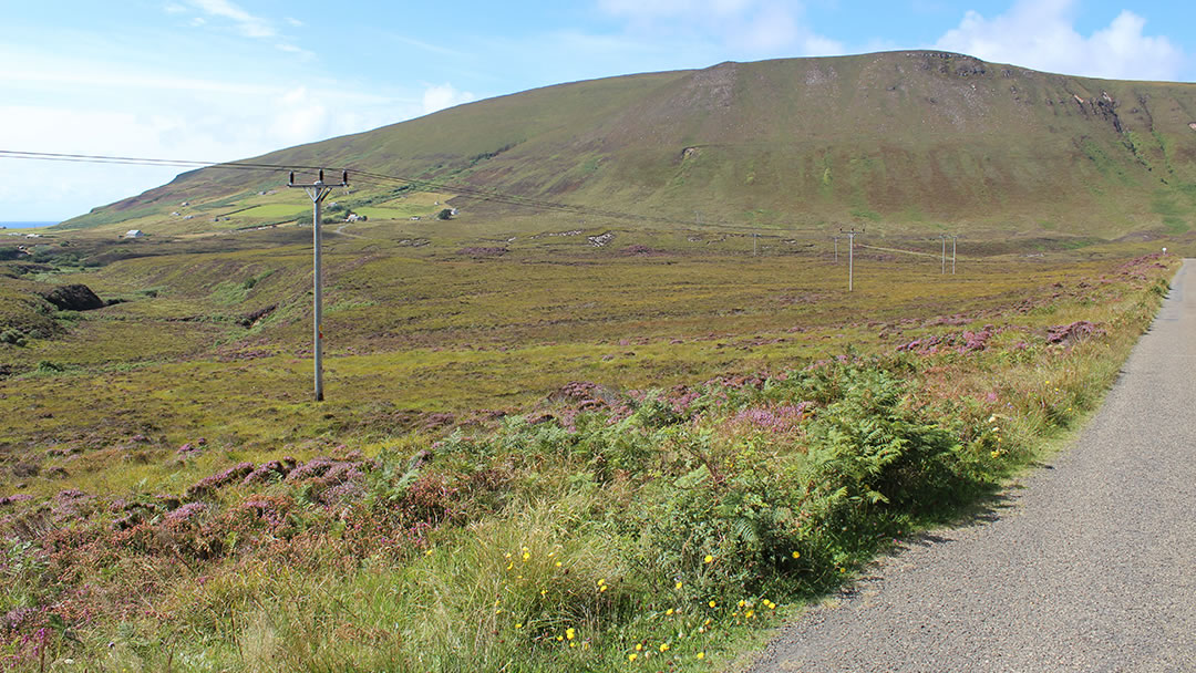 The road to Rackwick