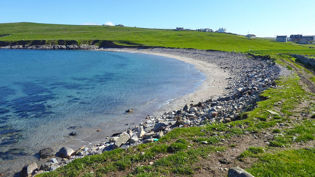 West Ayre, Hillswick, Shetland geograph-6185158-by-Russel-Wills