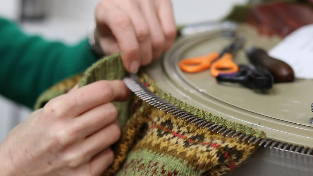 Linking garments at Jamiesons
