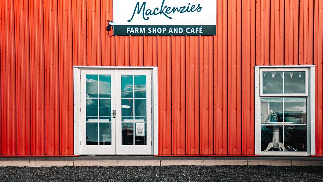 Mackenzies Farm Shop in Shetland