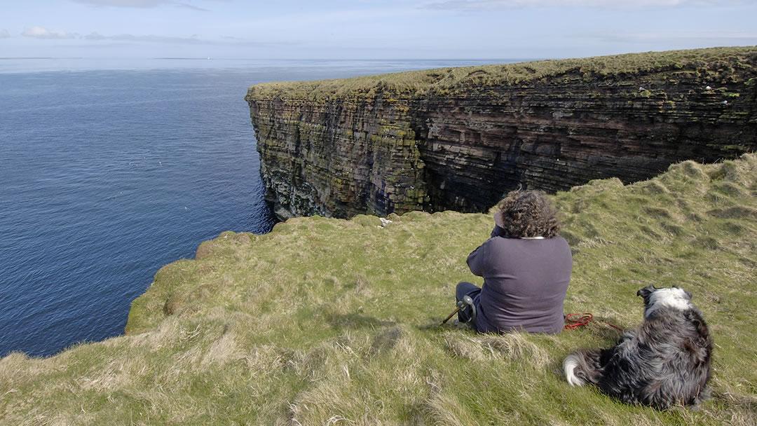 Mull Head in Deerness, Orkney