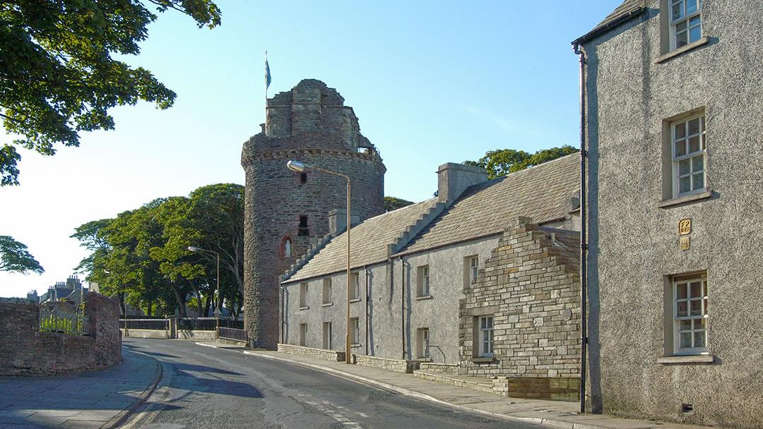 The Moosie Tooer in Kirkwall Orkney