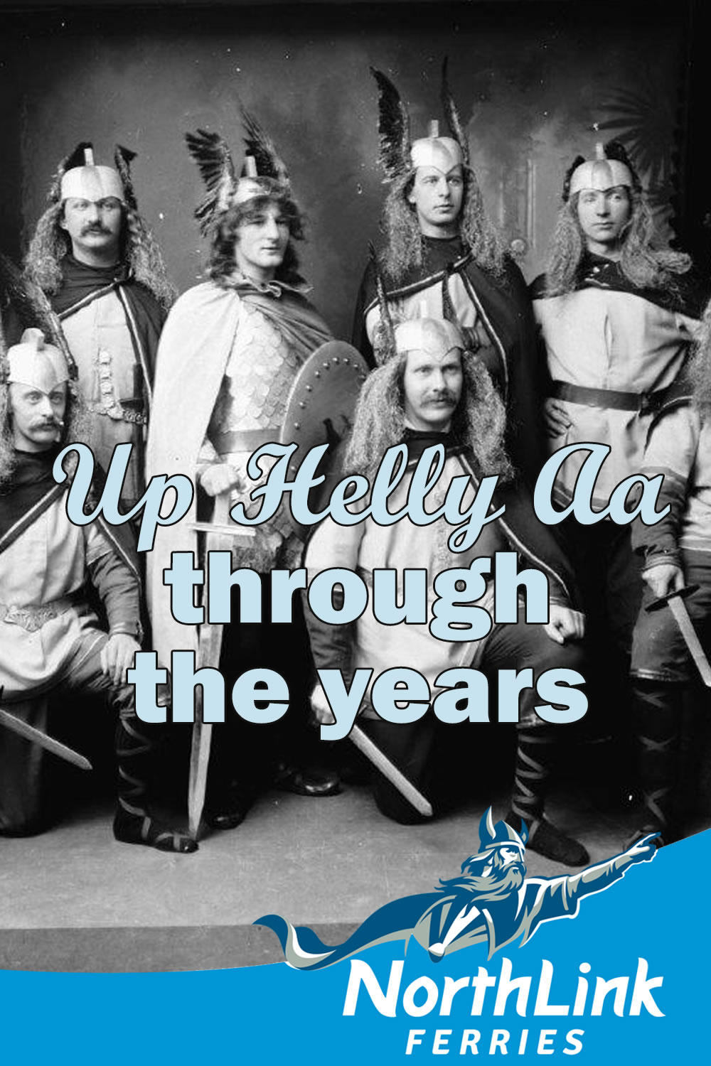 Up Helly Aa through the years