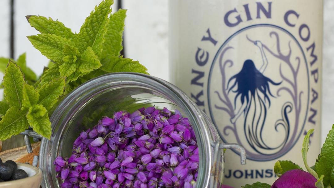 Orkney Gin - Johnsmas Botanicals