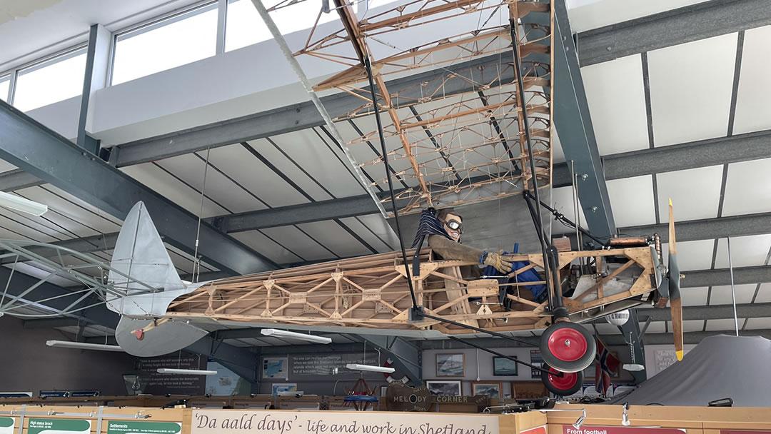 Jim o' Berry aeroplane