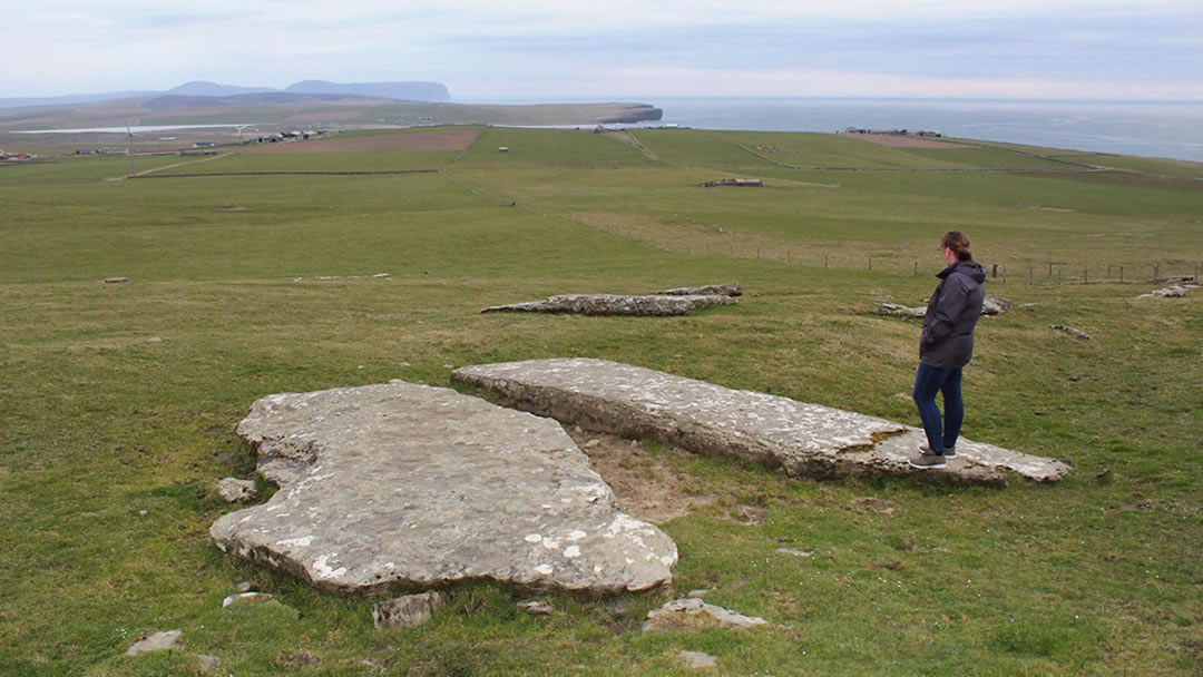 The Neolithic quarry at Vestrafiold in Orkney
