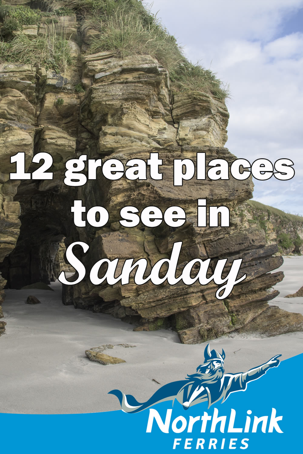 12 great places to see in Sanday