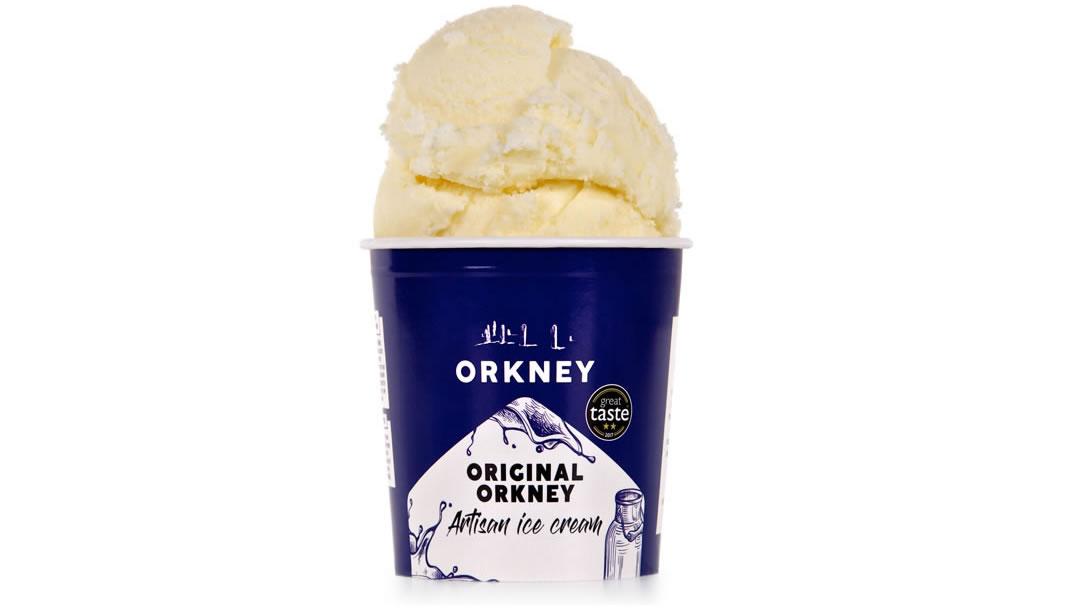 Original Orkney Ice Cream