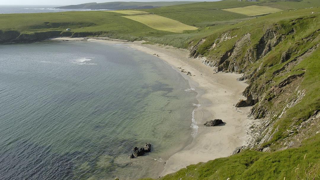 Rerwick in Shetland