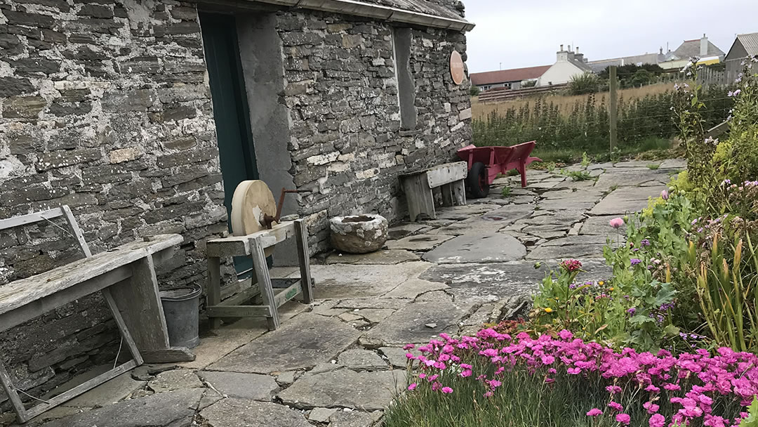 The Croft in Lady Village, Sanday, Orkney