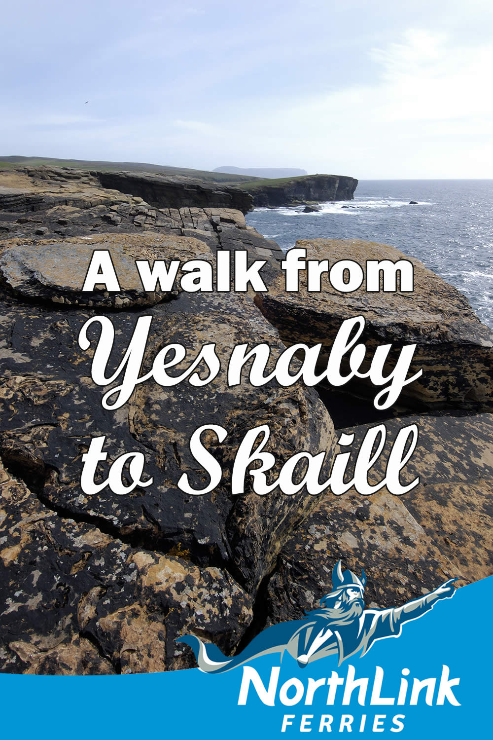 A walk from Yesnaby to Skaill