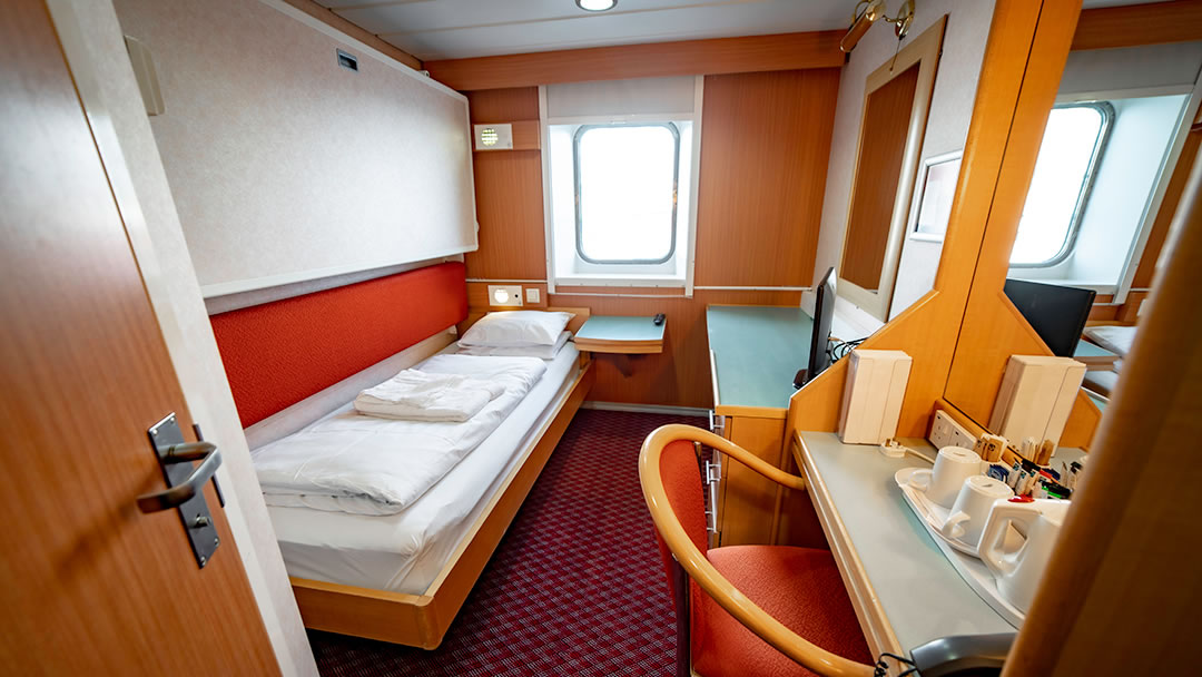 Executive 2-berth Outside cabin