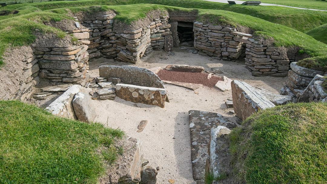 Skara Brae Neolithic village, Orkney