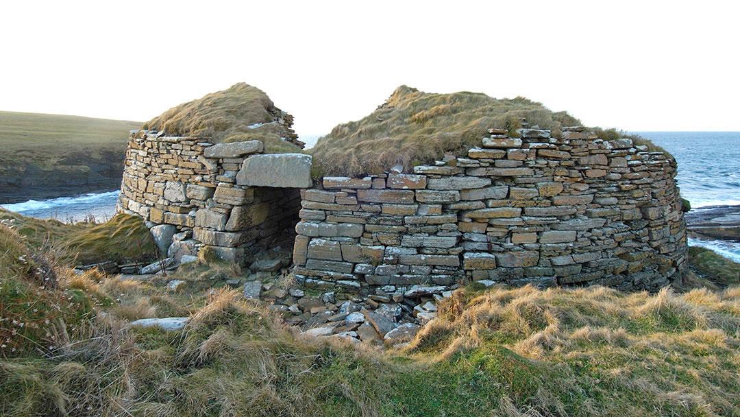 The Broch of Borwick, Sandwick, Orkney