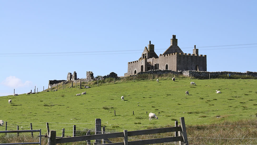 Windhouse in Yell, Shetland