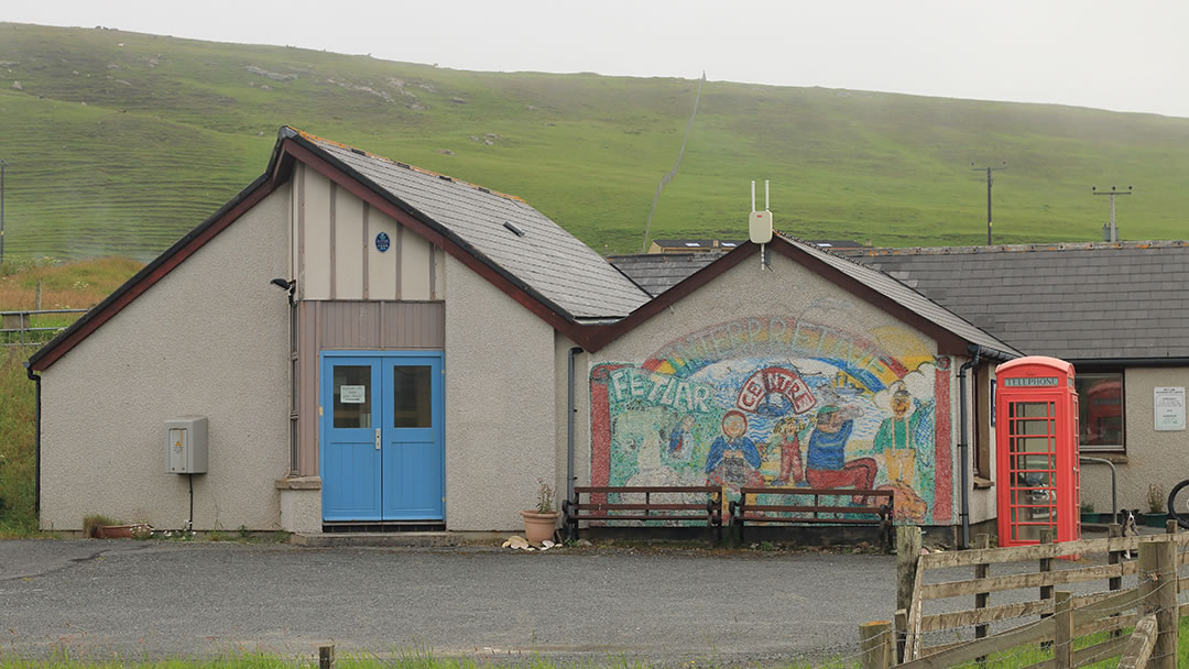 Fetlar Interpretive Centre