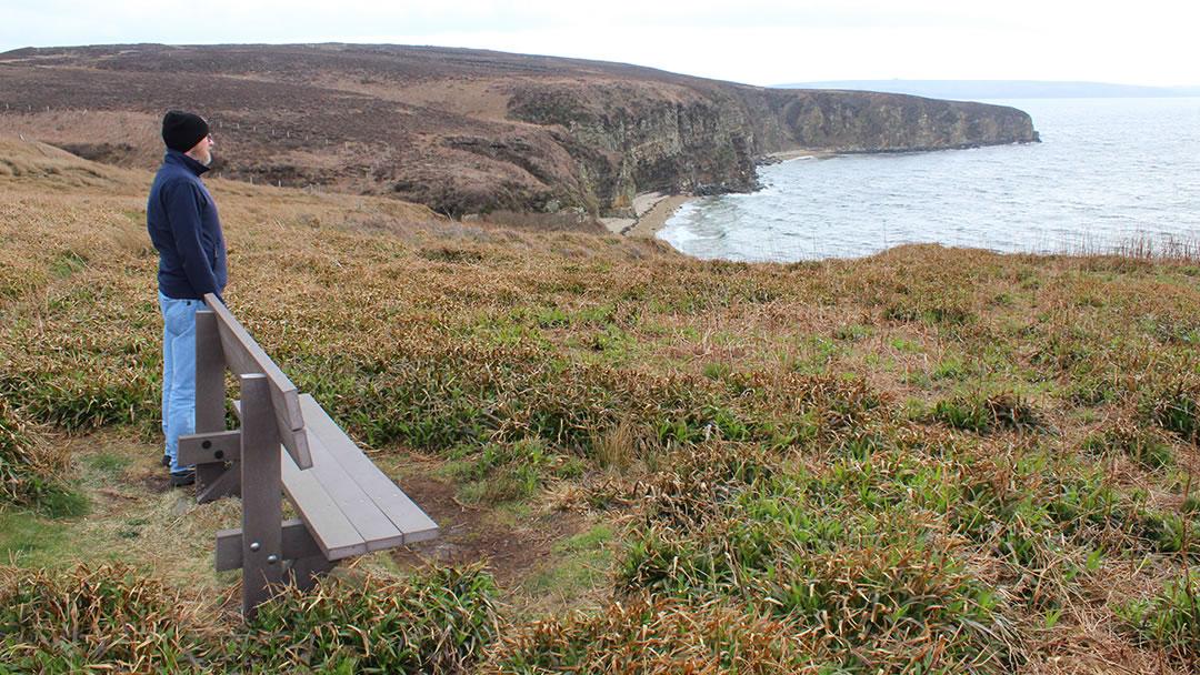 Hobbister Hill Nature Reserve in Orkney
