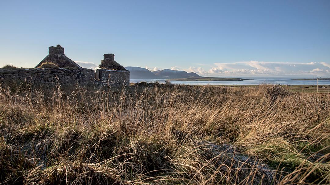 Scorradale view, Orphir, Orkney